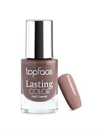 Topface Лак для ногтей Lasting color тон 10, мокка - PT104 (9мл)