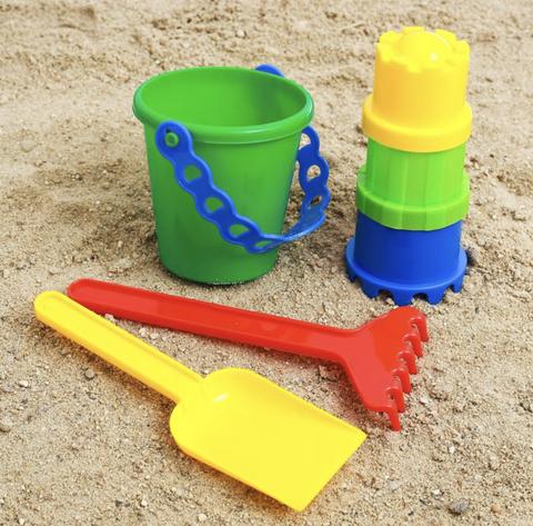 Набор для игры в песке малый
