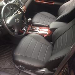 Чехлы на Toyota Camry 2001–2006 г.в.