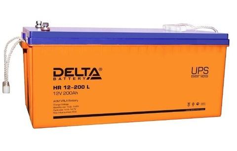 Аккумуляторная батарея Delta HR 12-200 L