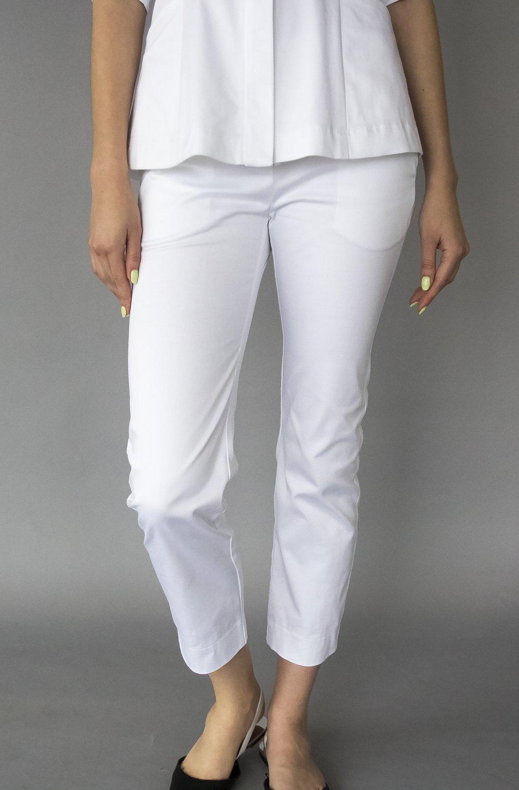 Медицинские брюки с заниженной талией Poison Atelier