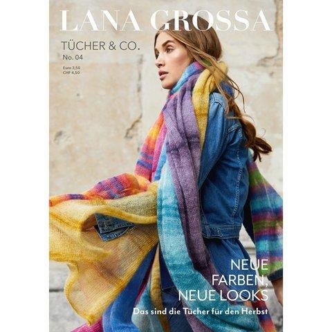 Журнал TUCHER Lana Grossa