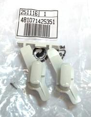 Накладка кнопки стиральной машины Whirlpool 481071425351