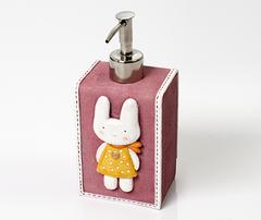 Дозатор для жидкого мыла WasserKRAFT Ammer K-6499