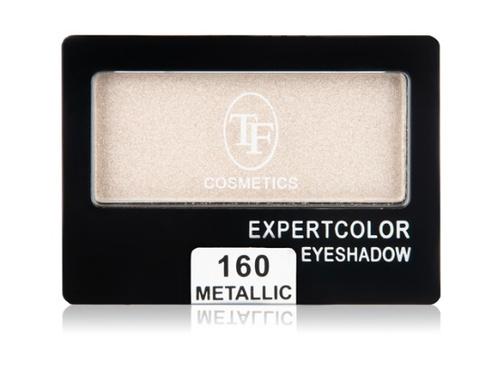 ТФ Тени с эф. металлик т.160 Eyeshadow Mono CTE-20M  Golden Pear