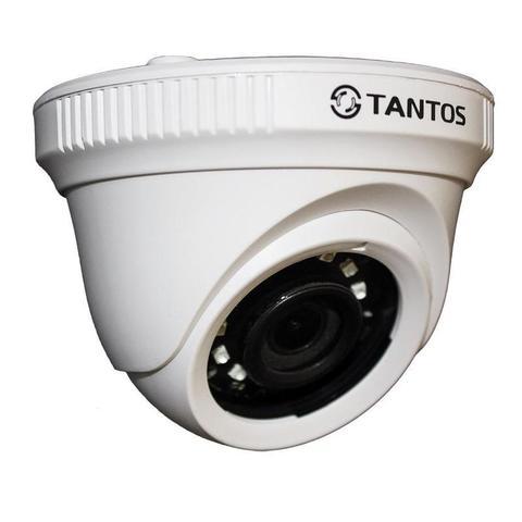 Камера видеонаблюдения TANTOS TSc-E2HDf