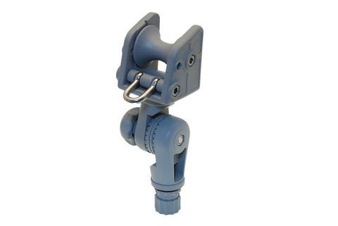 Роликовый узел для якоря с механизмом наклона Ar003, серый