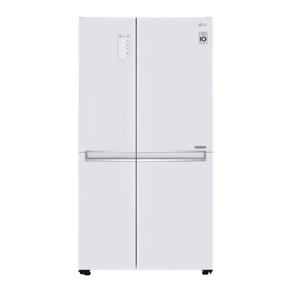 Холодильник LG Side-by-Side с инверторным линейным компрессором GC-B247SVDC фото
