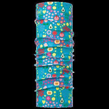 Детские банданы Бандана-труба Buff Winter Fruits Turquoise 115497.789.10.00-380x380.png