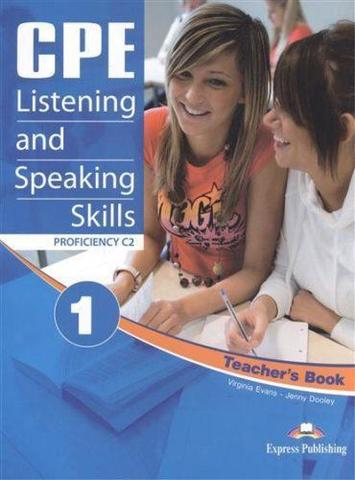 CPE Listening and Speaking Skills 1 (C2) — книга для учителя