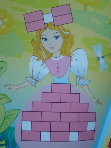 Альбом с играми «Дом с колокольчиком» - интеллектуально-творческое развитие детей.