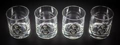 Подарочный набор стаканов для виски «Дракон», фото 3