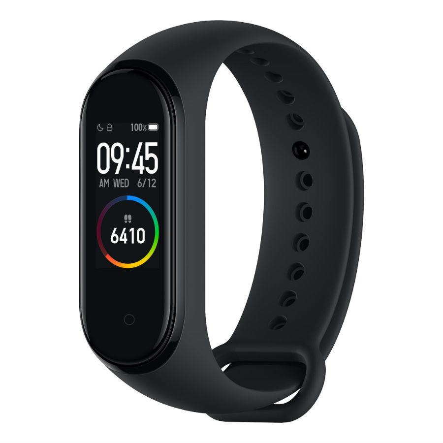 Гаджеты и hi-tech аксессуары Фитнес-браслет Xiaomi Mi Smart Band 4 Black fitnes-braslet-xiaomi-mi-smart-band-4-black.jpg