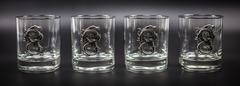 Подарочный набор стаканов для виски «Дракон», фото 6