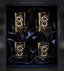 Подарочный набор стаканов для виски «Дракон», фото 2