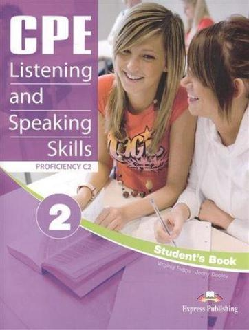 CPE Listening and Speaking Skills 2 (C2) — пособие для учащегося