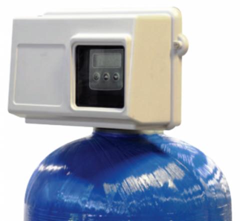 Fleck v2850/1710SXT Eco NBP - Блок упр. на умягчен. с эл. водосч. 1 1/2