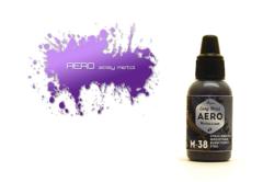 Pacific.AERO Сталь жжёная фиолетовая (Burnt purple steel) M