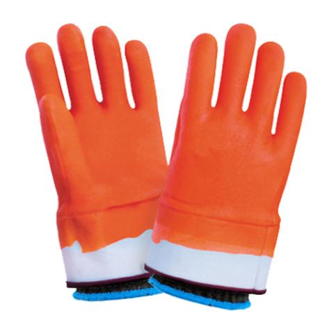 Перчатки морозостойкие МБС с утепляющим вкладышом (жесткая манжета)