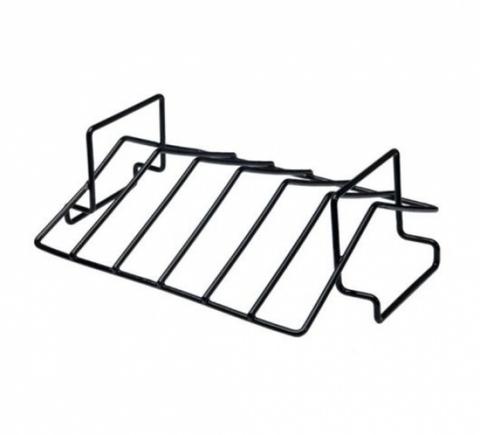 Большая V-образная решетка для приготовления ребер