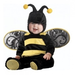 InCharacter Costumes Baby - Bee