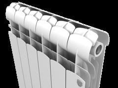 Радиатор алюминиевый Royal Thermo Indigo 500 - 4 секц.