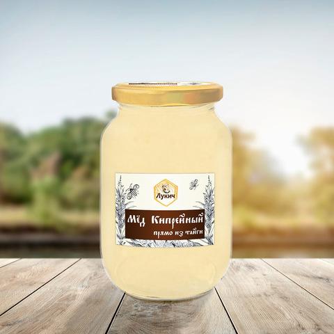 Мёд Кипрейный