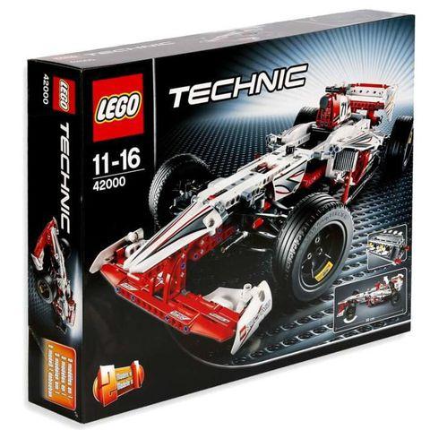 LEGO Technic: Чемпион Гран-при 42000 — Grand Prix Racer — Лего Техник