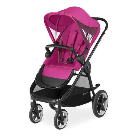 Прогулочная коляска Cybex Balios M Passion Pink