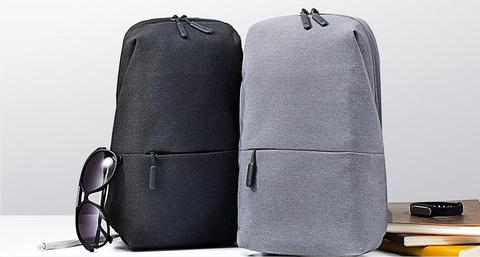 Рюкзак Xiaomi City Sling Bag 10.1-10.5