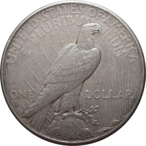 1 доллар 1926. США XF- (Мирный)