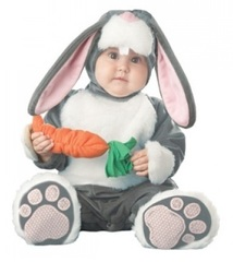 InCharacter Costumes Baby - Bunny with carrot
