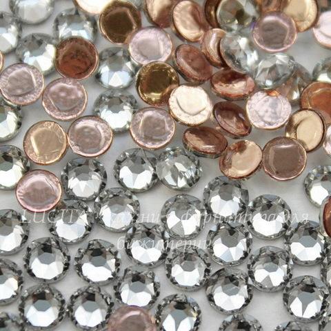 2078 Стразы Сваровски горячей фиксации Crystal ss16 (3,8-4 мм), 10 штук
