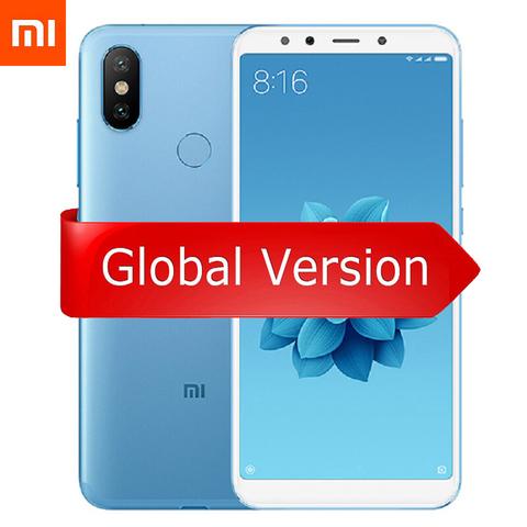 Смартфон Xiaomi Mi A2 4GB + 32GB (голубой)