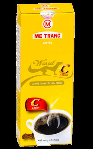 Кофе Me Trang Weasel Chon Kopi Luwak молотый 250 гр