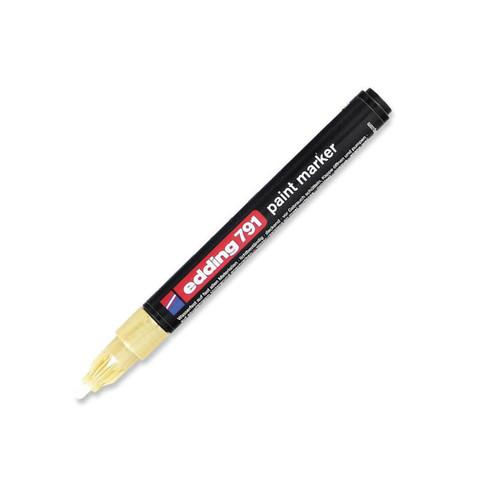 Маркер промышленный Edding E-791/53 для универсальной маркировки золотистый (1-2 мм)