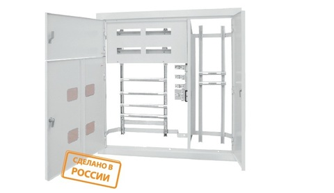 Корпус щита этажного 2 кв. (1015х955х160) TDM
