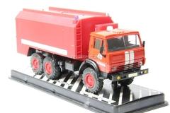 KAMAZ-4310 KUNG fire engine Elecon 1:43