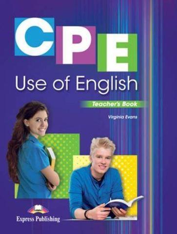 cpe use of english 1 teacher's book - книга для учителя