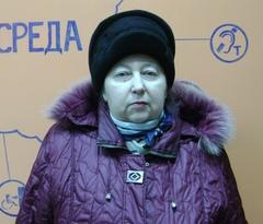 Горлова Валентина Николаевна