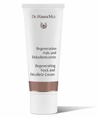Регенерирующий крем для шеи и зоны декольте, Dr.Hauschka