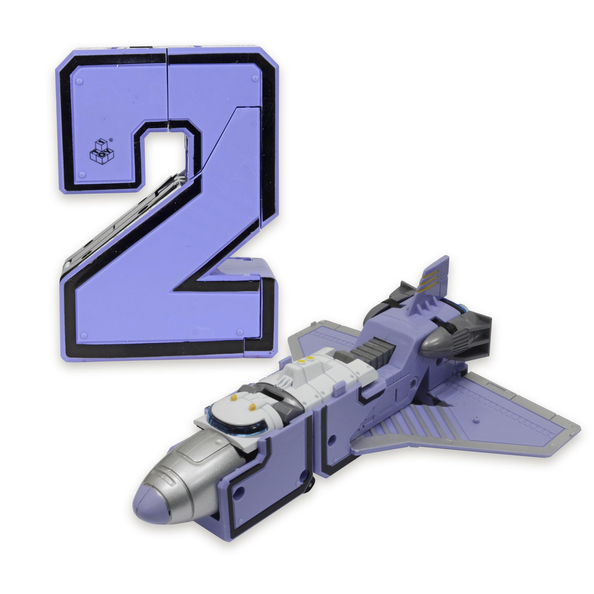 2 Трансбот XL Парапланер (цифра два)