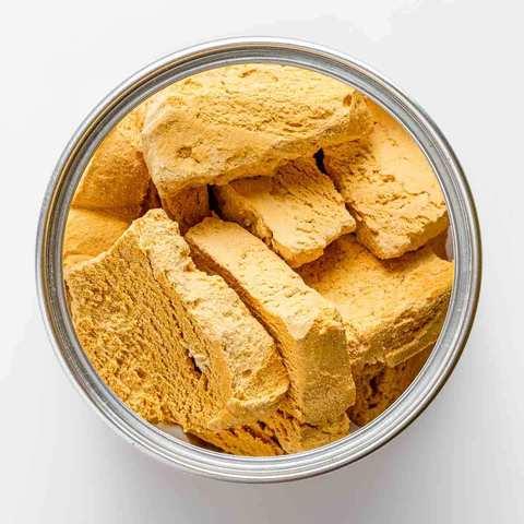 Сублимированное мороженое Крем-брюле 'Тройная точка', 30г