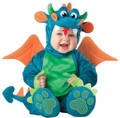 InCharacter Costumes Baby - Dragon