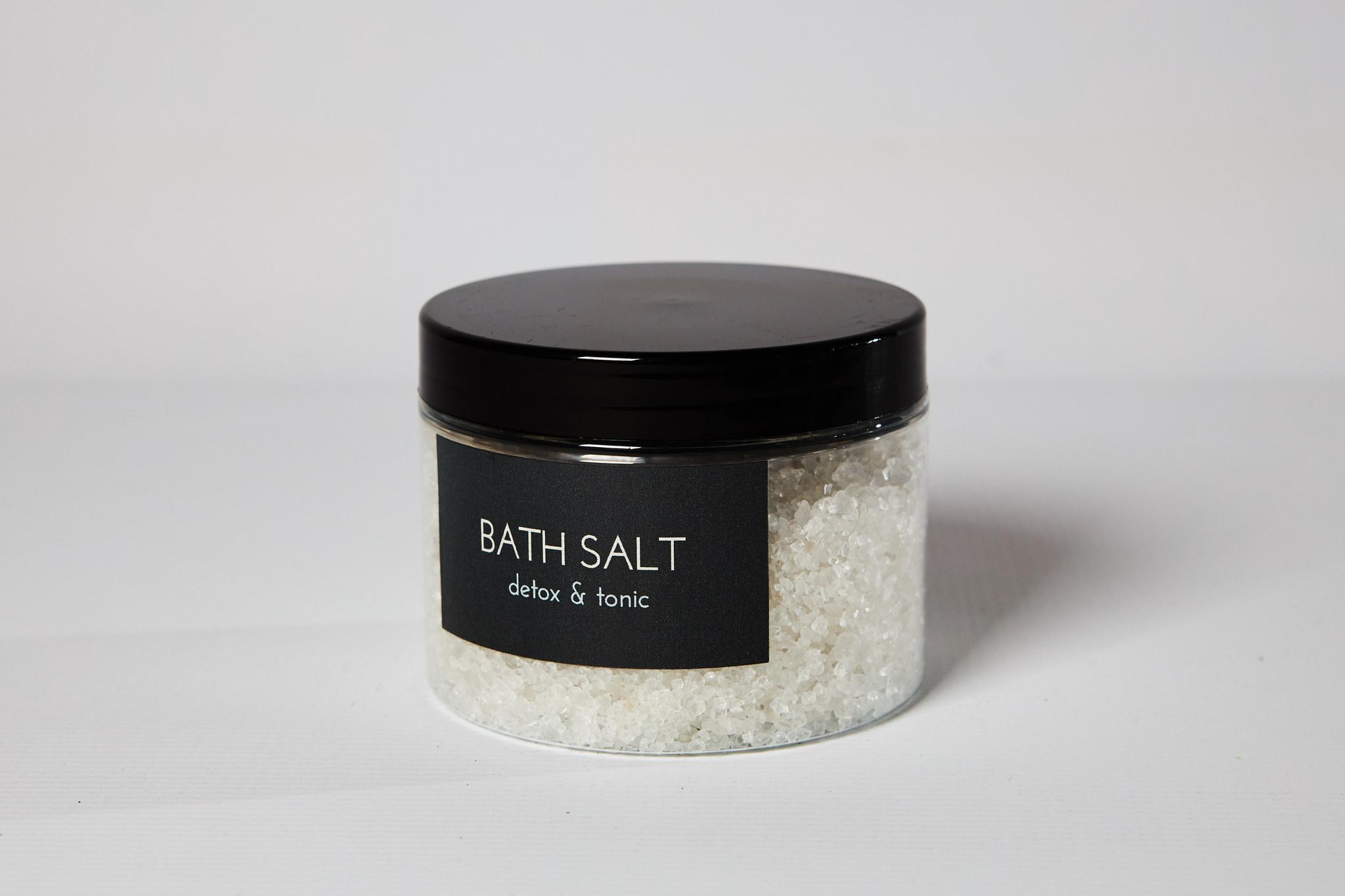 Соль для ванн Detox