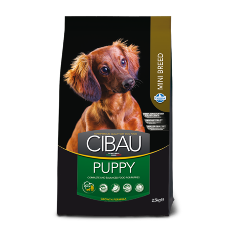 Farmina Cibau Puppy Mini Сухой корм для щенков мелких пород