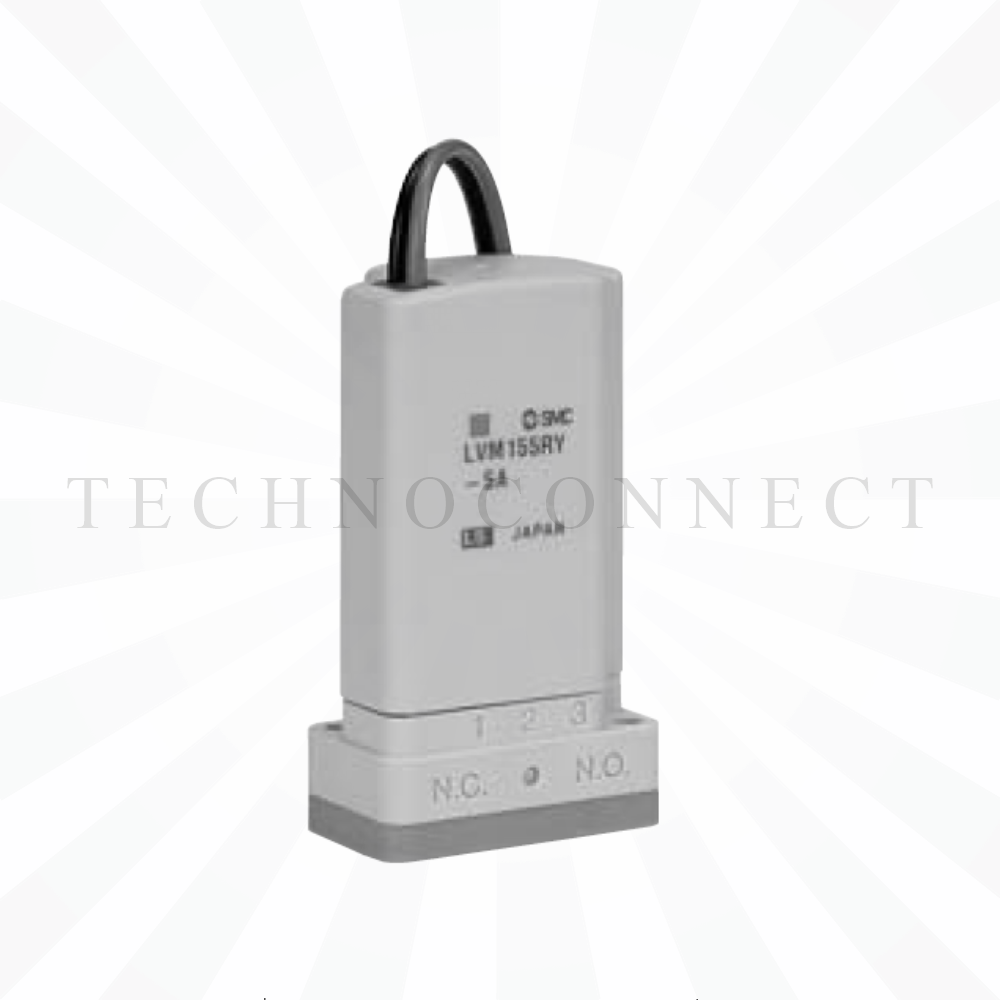 LVM155RHY-6B   3/2 Клапан химич. стойкий, 12VDC