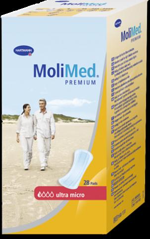 Прокладки урологические для женщин MoliMed  Ultra Micro, 28 шт