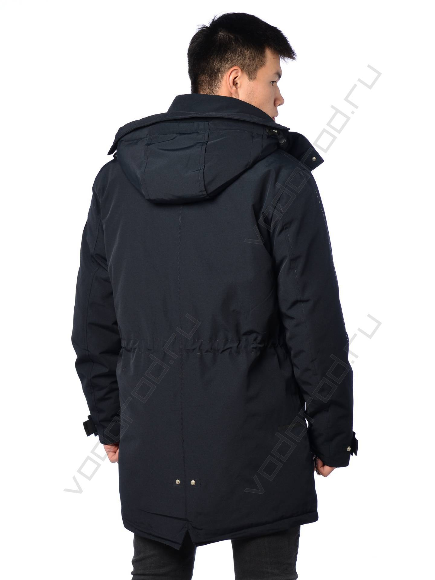 Куртка зимняя SHARK FORCE 21056 (темно-синяя)
