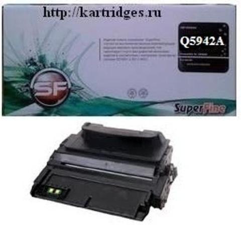 Картридж SuperFine SF-Q5942A